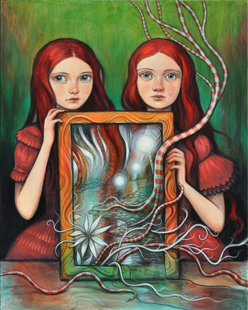 Shared Memories by Kelly Vivanco