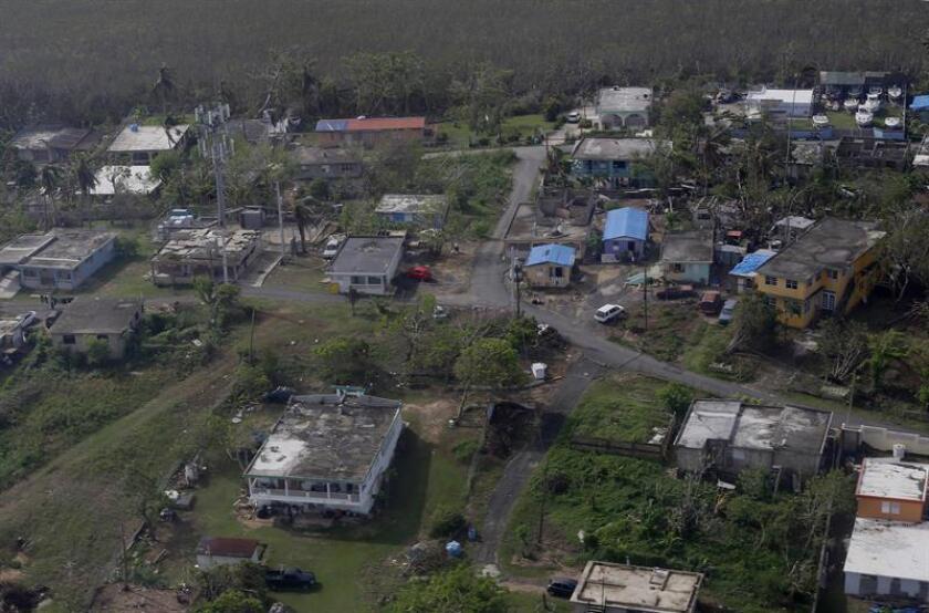 Carmen Maldonado, alcaldesa de Morovis -uno de los municipios más afectados por el huracán María- propuso hoy que del 1.000 millón de dólares destinados por el programa Community Development Block Grant-Disaster Relief (CDBG-DR, en inglés) sean usados mayormente para la construcción de sobre 300 viviendas. EFE/ARCHIVO