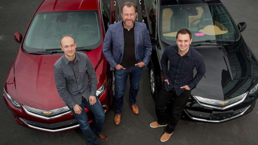 Lyft and GM to rent electric vehicles to ride-hailing drivers