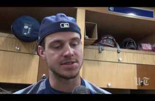 "Wil Myers: ""When you struggle, it's tough"""