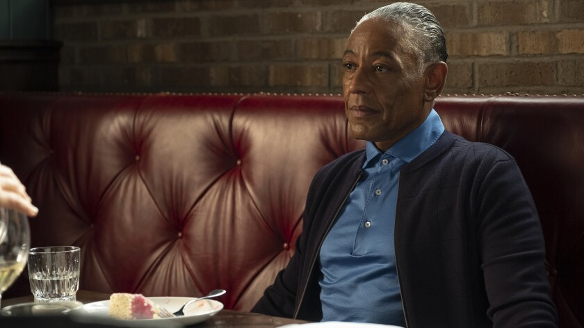 "Giancarlo Esposito in ""Jett"" on Cinemax."
