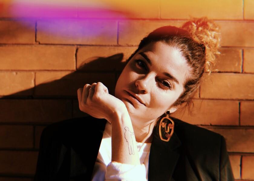 """Actress Annie Murphy from """"Schitt's Creek"""""""