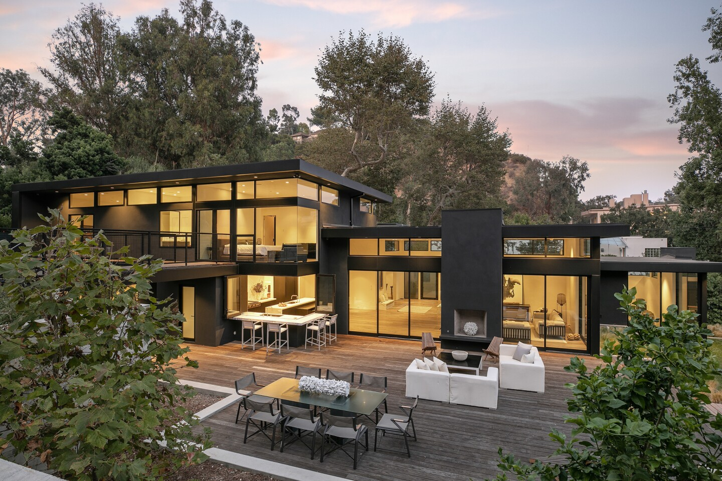 Stephan Moccio's Pacific Palisades home | Hot Property