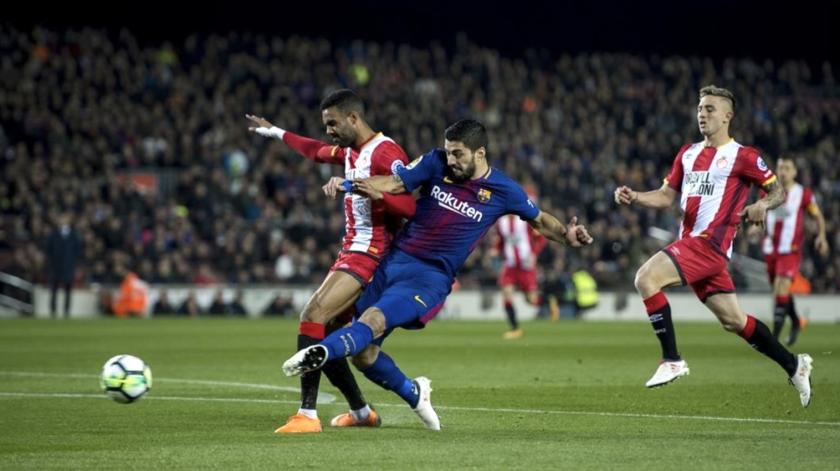 El Barcelona pretende enfrentar con sus estrellas al Girona en Miami.