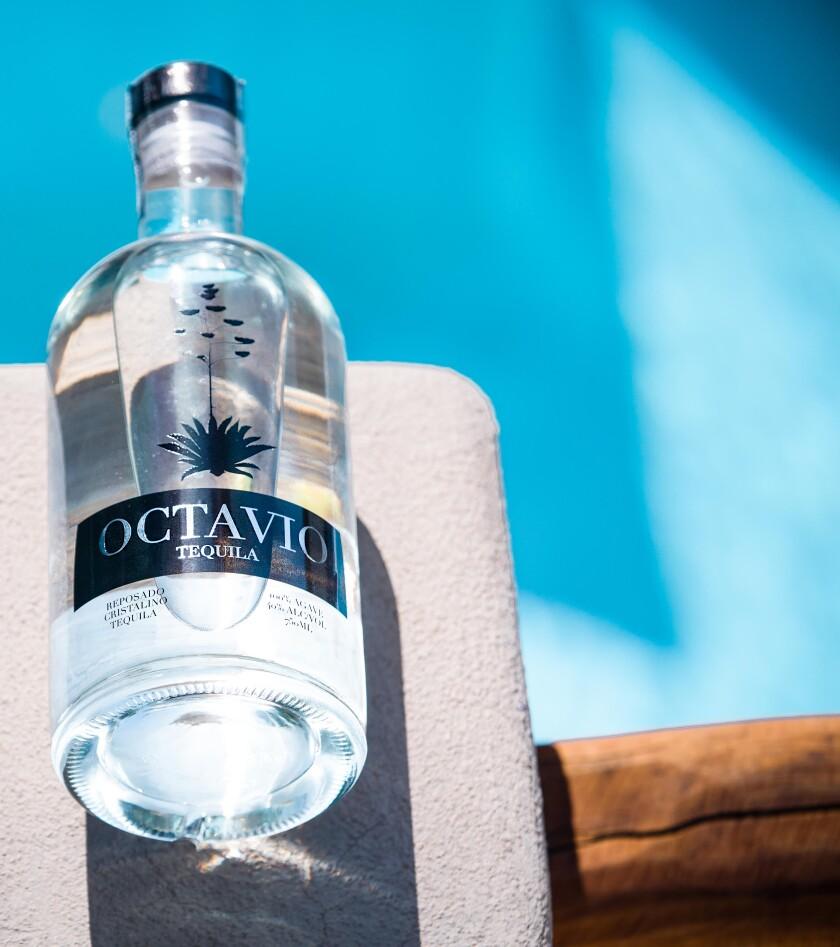 Octavia Tequila is a new Solana Beach-based brand.