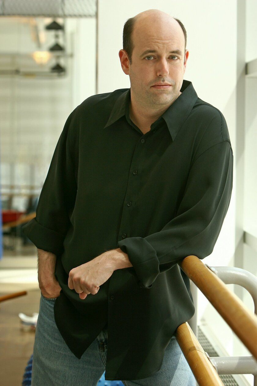 Playhouse artistic director Christopher Ashley.