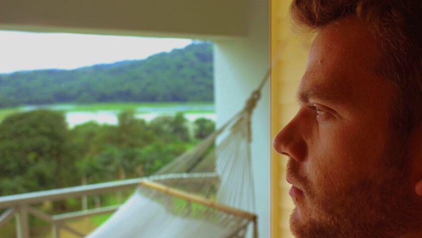"""Matthew Lynn in the movie """"Oasis."""""""