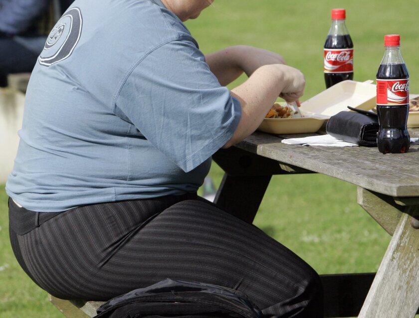 Study Hefty Tax On Soda Would Reduce Uk Obesity The San Diego Union Tribune