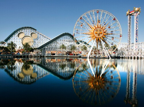 It's sad but true: Disney's California Adventure looks downright anemic standing next to Disneyland. The theme park was built on the cheap and it shows. Expect lots of construction dust over the coming years as Disney seeks to rectify the glaring disparity -- to the tune of $1.1 billion.