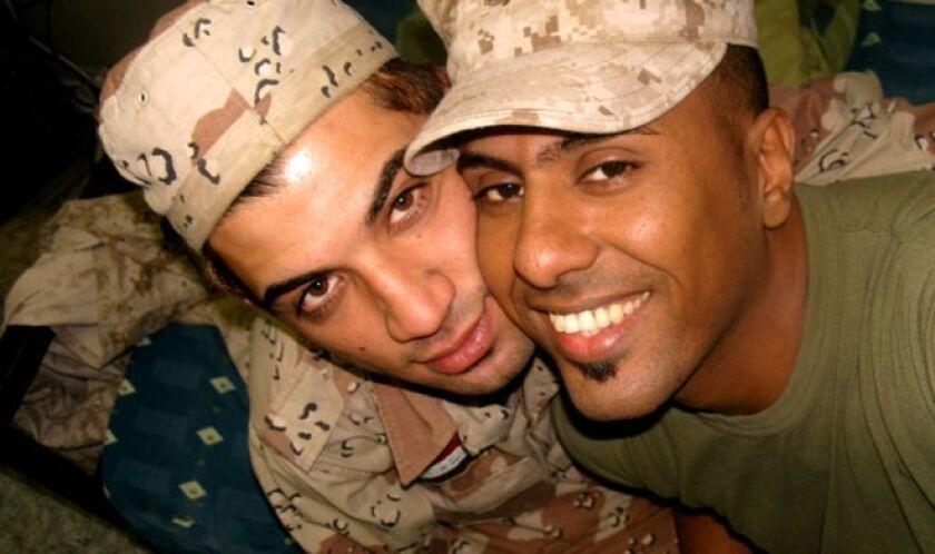 El traductor del ejército de EE.UU. Nayyef Hrebid y el soldado iraquí Btoo Allami se enamoraron en plena guerra de Irak. Y luego tuvieron que librar una nueva batalla, que duró 12 años, para poder vivir juntos. Esta es su historia.