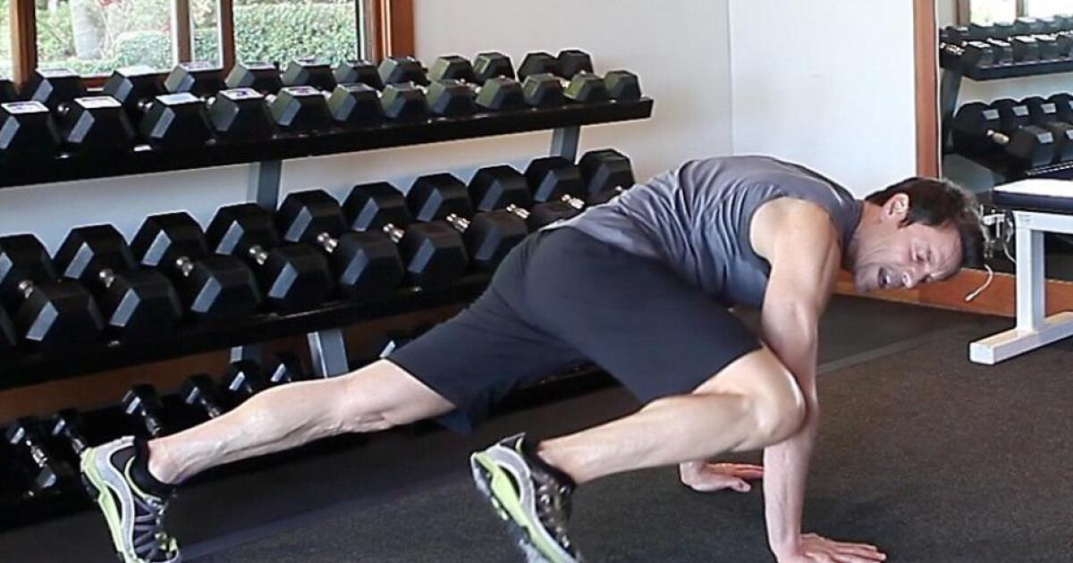 P90X's Tony Horton says this workout will boost your balance