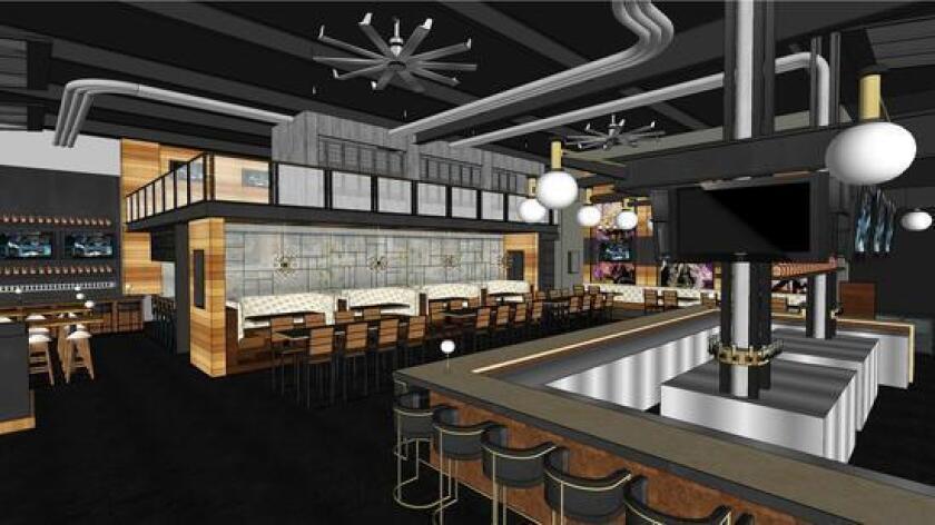Westroot Tavern, interior rendering (/ courtesy photo)