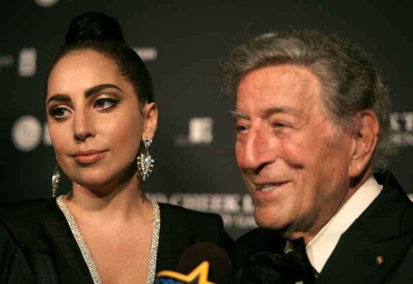 Lady Gaga & Tony Bennett have completed