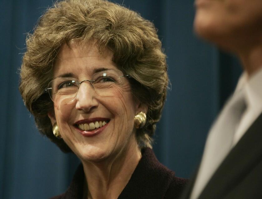 Justice Carol A. Corrigan of the California Supreme Court
