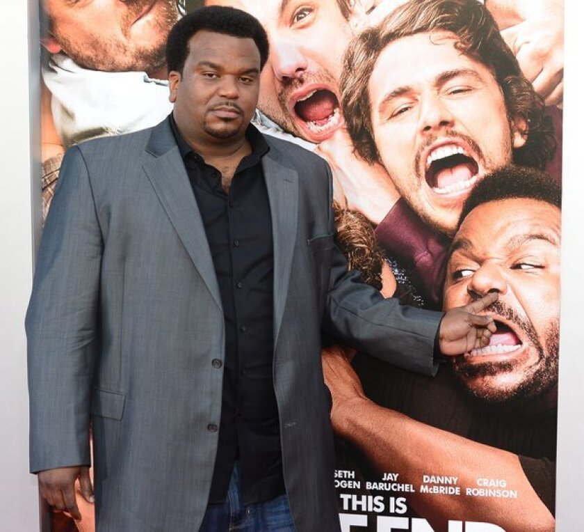 """Craig Robinson of """"The Office"""" and """"This Is the End"""" was detained and fined in the Bahamas for drug possession."""