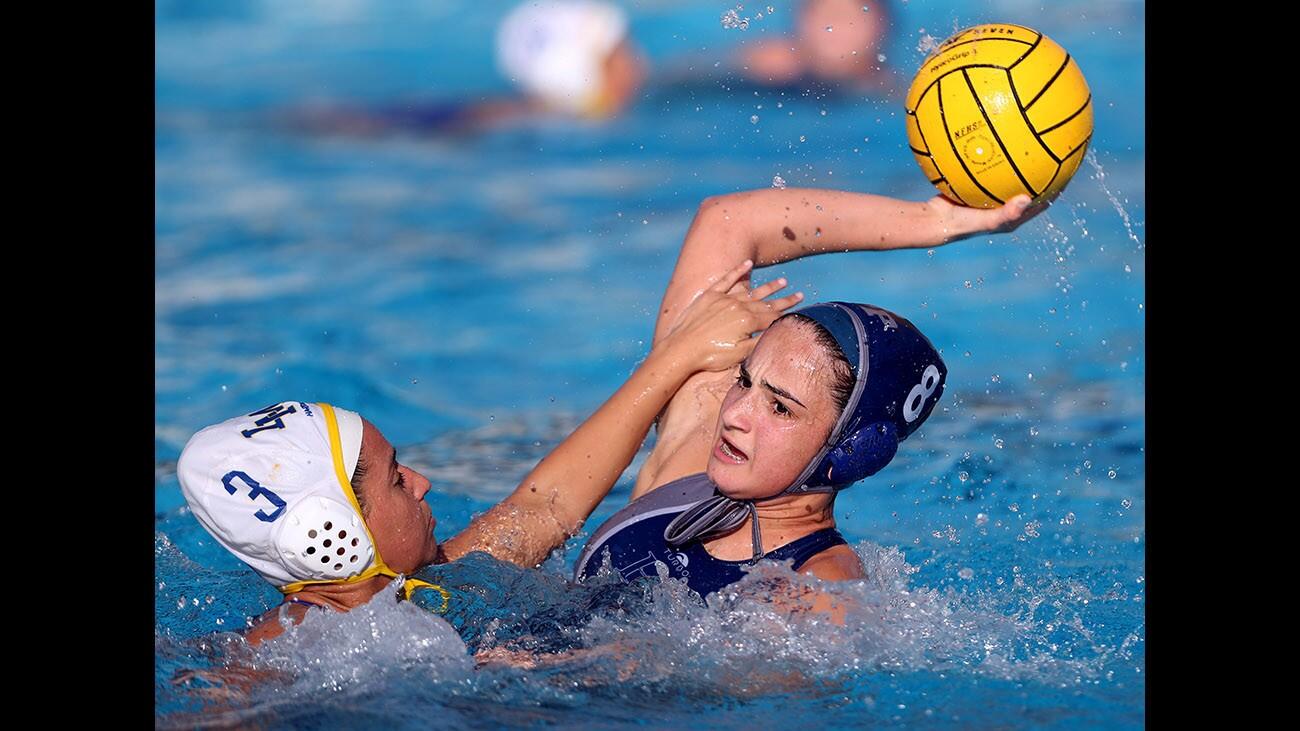Photo Gallery: Flintridge Prep girls water polo vs. La Mirada in CIF SS Div VII playoff game