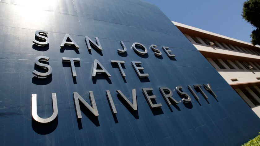 Six cases of sexual battery have been reported at San Jose State University since Oct. 17. A suspect was arrested in one case.