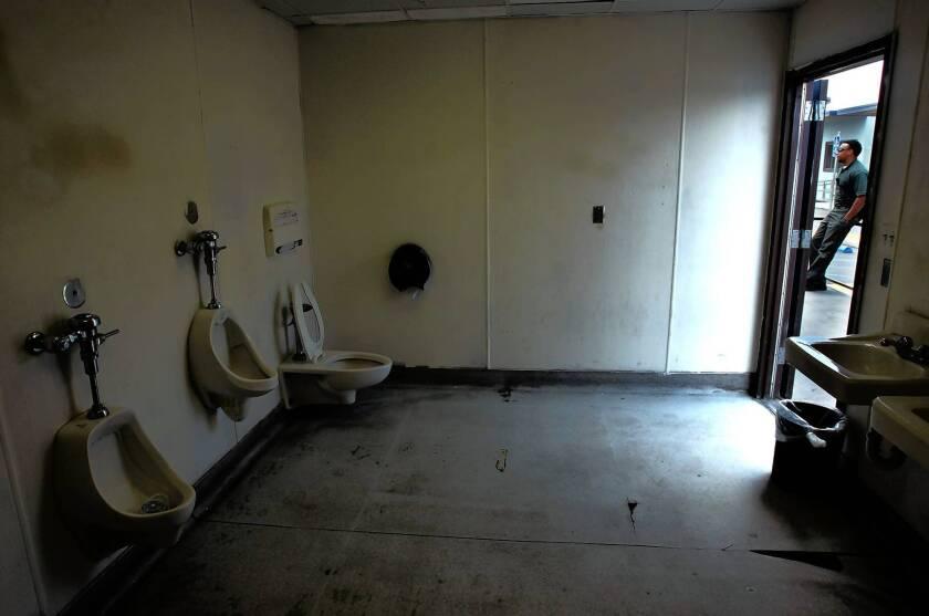 Officials address restroom problem at Locke High