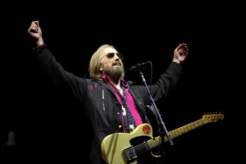 Tom Petty and The Heartbreakers headline the final day of KAABOO Del Mar Sunday.