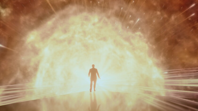 """Astrophysicist Neil deGrasse Tyson hosts """"Cosmos: Possible Worlds"""" on National Geographic Channel."""