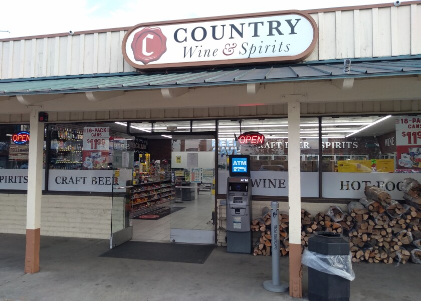 Country Wine & Spirits will host a Grand Reopening at the 1350 Main St. store from 11 a.m. to 4 p.m. Tuesday, Jan. 12.