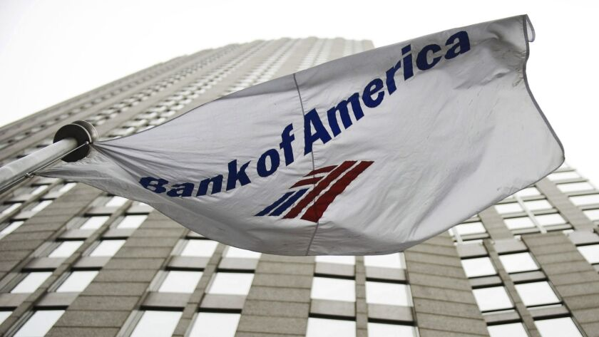 Bank of America headquarters in Charlotte, N.C.