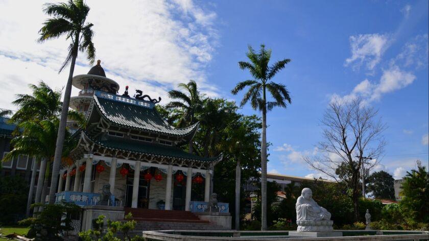 Longhua Temple, Davao Philippines