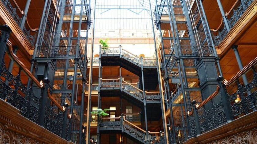 NeueHouse to expand co-working space into historic Bradbury Building