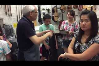 Music store keeps in tune with changing demographics