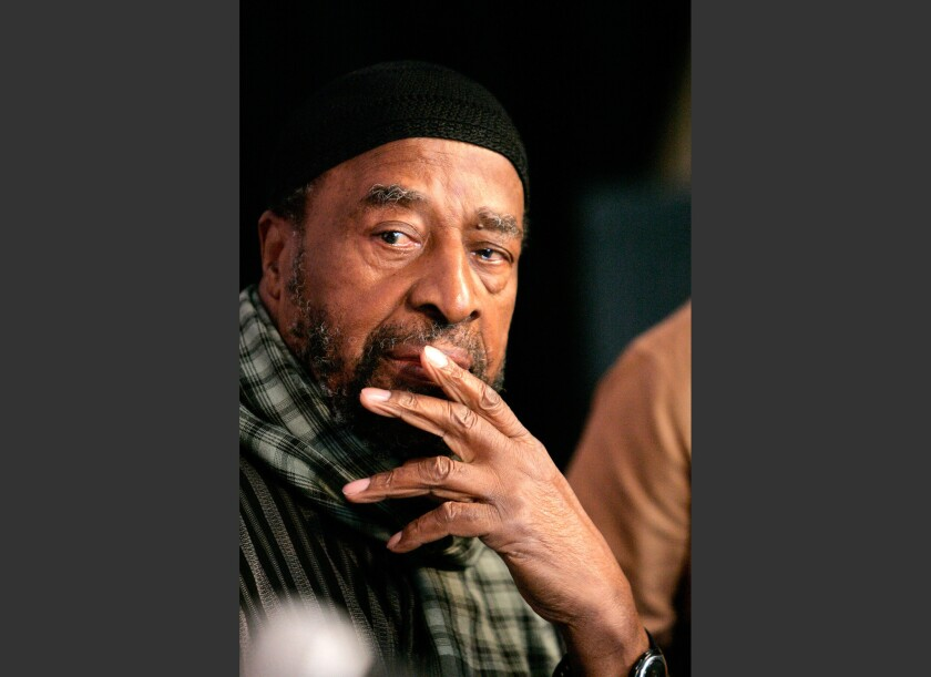 Yusef Lateef combined thoughtfulness and a probing intellectual curiosity with impressive musical skills. Early in his career, he established his role as a pathfinder in blending elements from a multiplicity of different sources.