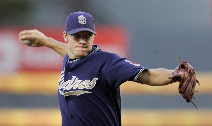 Jake Peavy is the most recent of the Padres' four Cy Young winners.