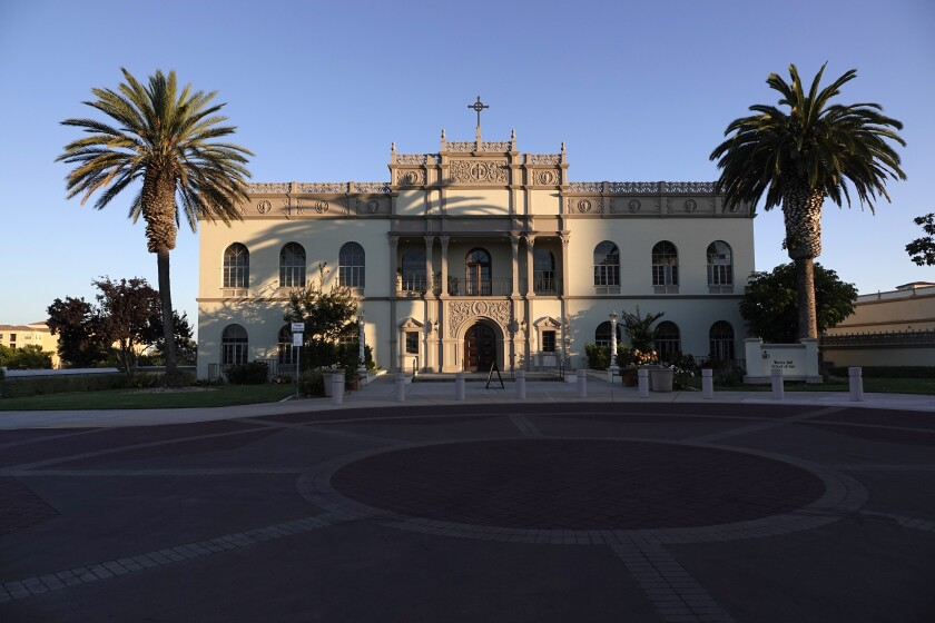 The Warren Hall School of Law at University of San Diego