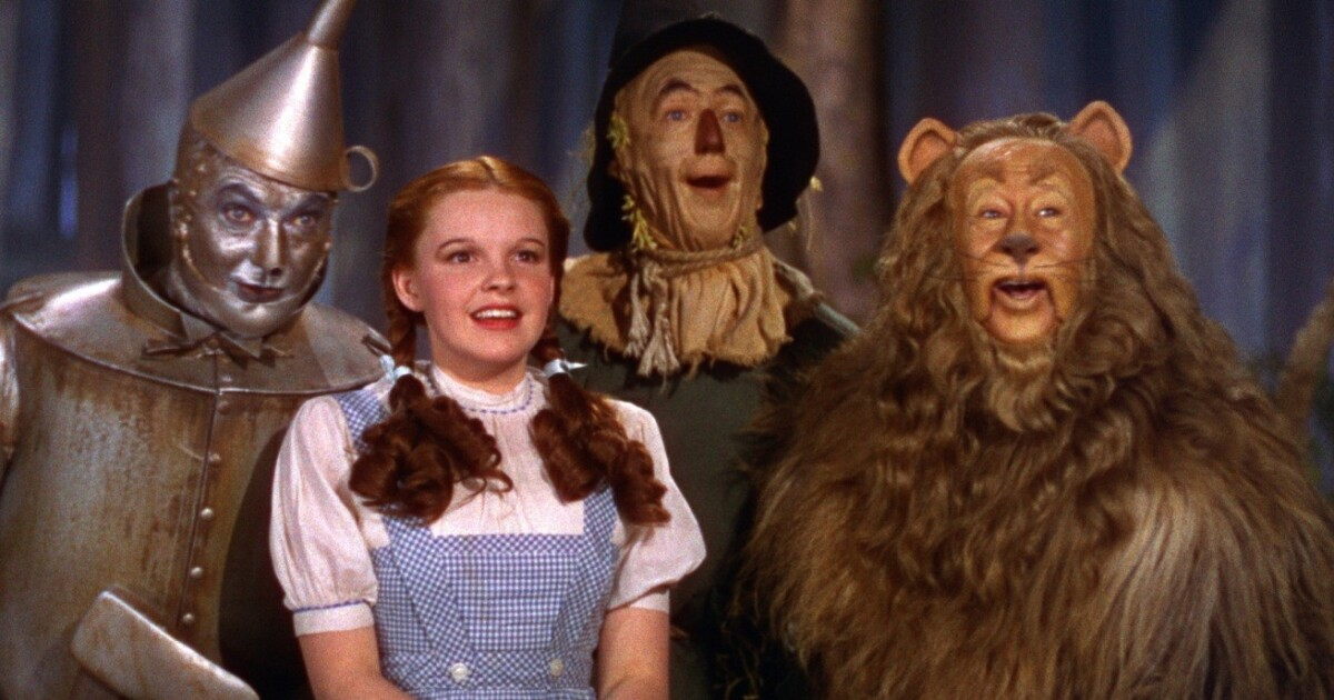 Movies on TV this week: 'The Wizard of Oz' on Thanksgiving and more