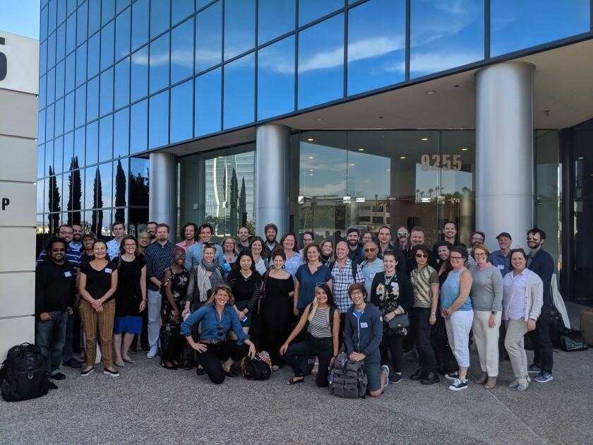 Opera Hack participants