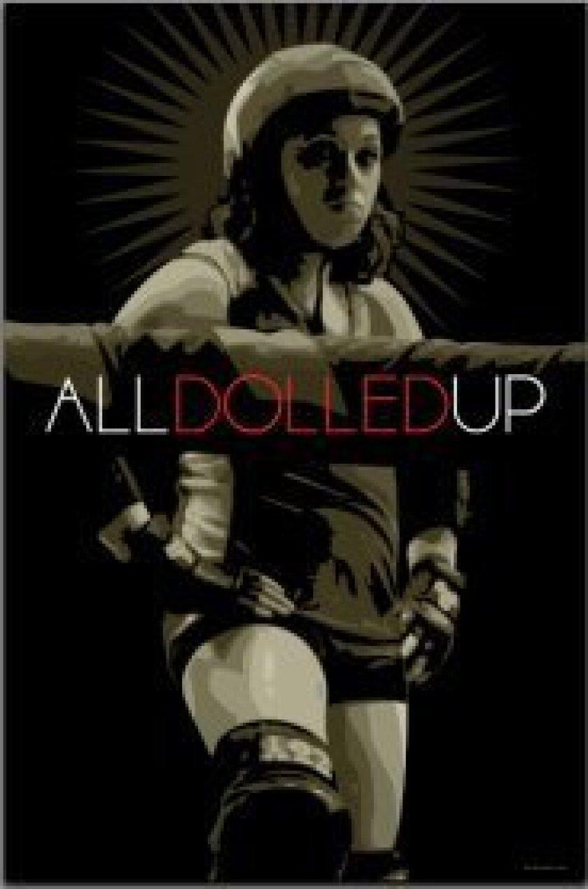 San Diego Derby Dolls poster by John Uhrich