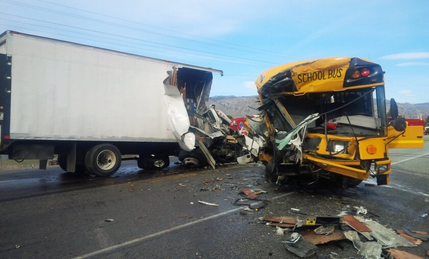Officials: Truck driver fell asleep in fatal collision - The San