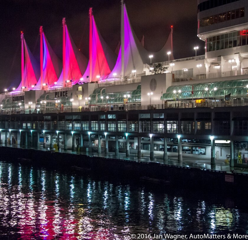 Iconic Canada Place