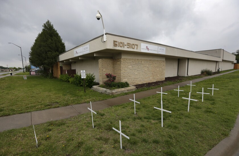 The South Wind Women's Center in Wichita, Kan., has long been a battlefront in the abortion debate.
