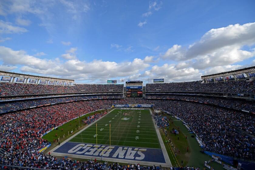 Kansas City Chiefs v San Diego Chargers