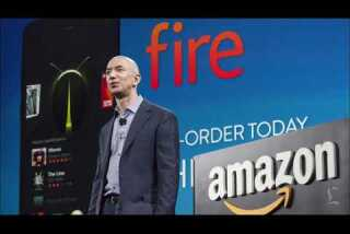 Amazon enters smartphone arena with its Fire phone