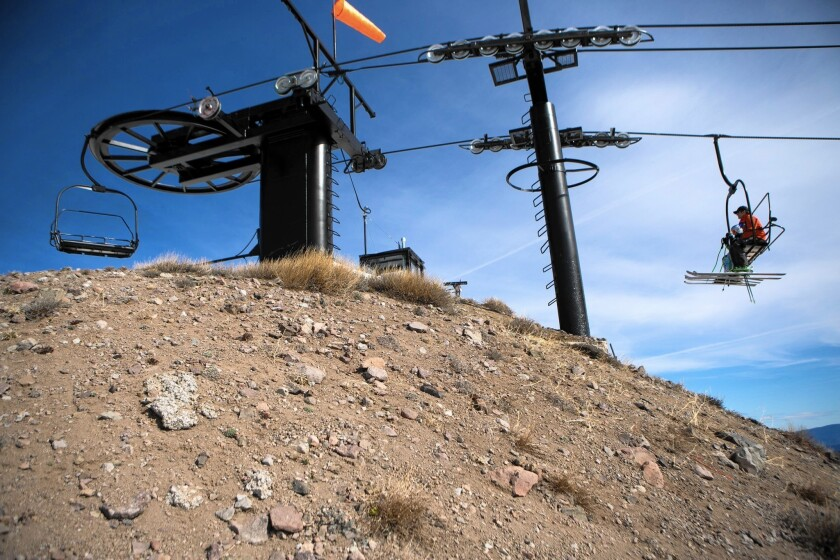 Lack of snow pushes resorts to expand to other activities