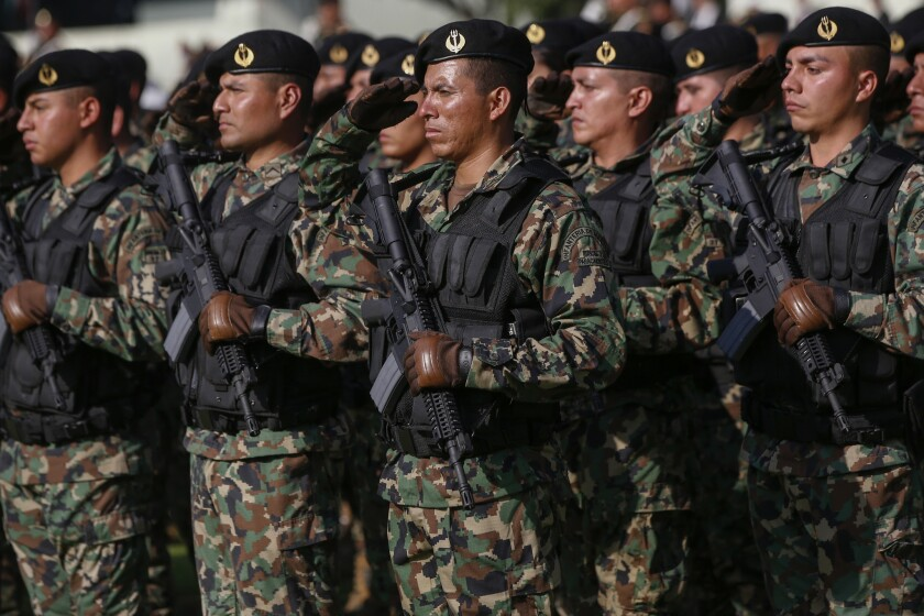 Mexico's military