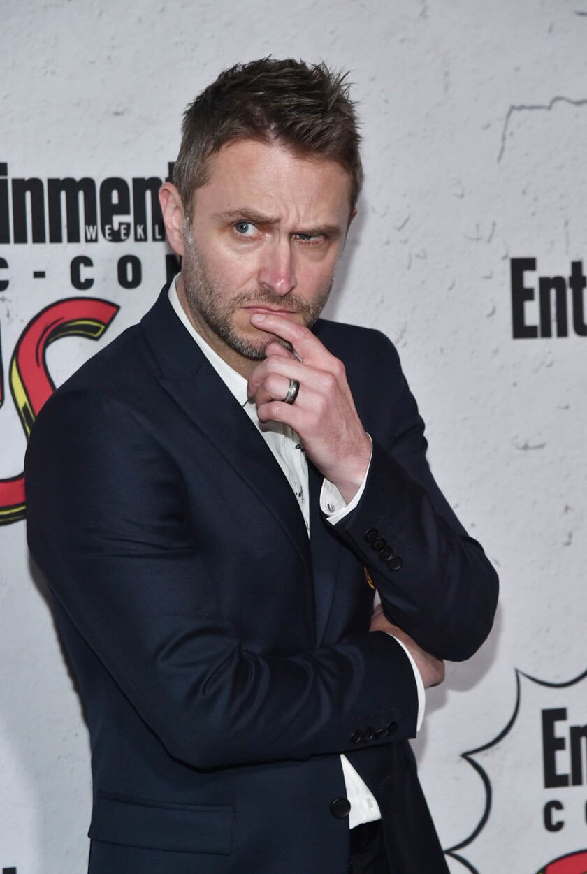 Chris Hardwick. (Mike Coppola/Getty Images for Entertainment Weekly)