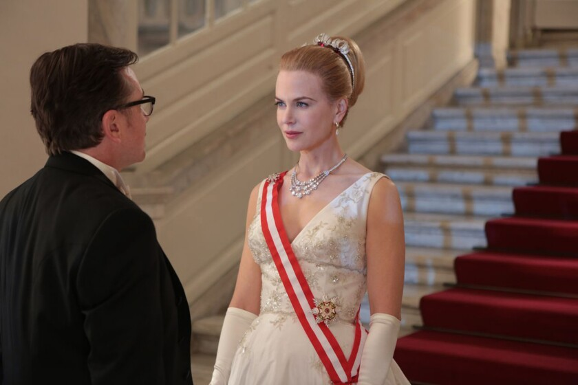 """""""Grace of Monaco,"""" starring Nicole Kidman, gets the coveted opening spot at the Cannes Film Festival."""