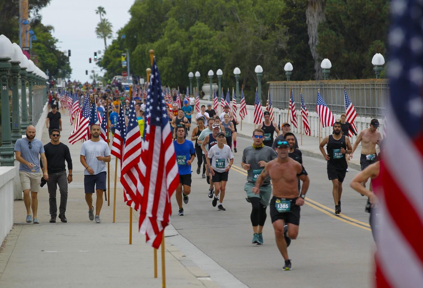 America's Finest City Half Marathon - The San Diego Union-Tribune