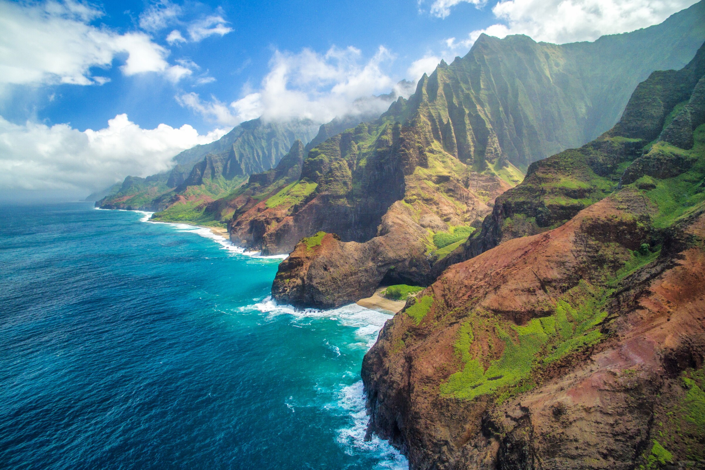Where Is Bali Hai Island a big storm hit kauai, spawning another issue: are tourists