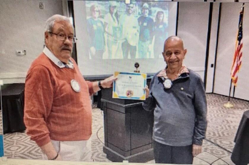 DEL MAR-SOLANA BEACH: Rotary hosts virtual Celebration of Service