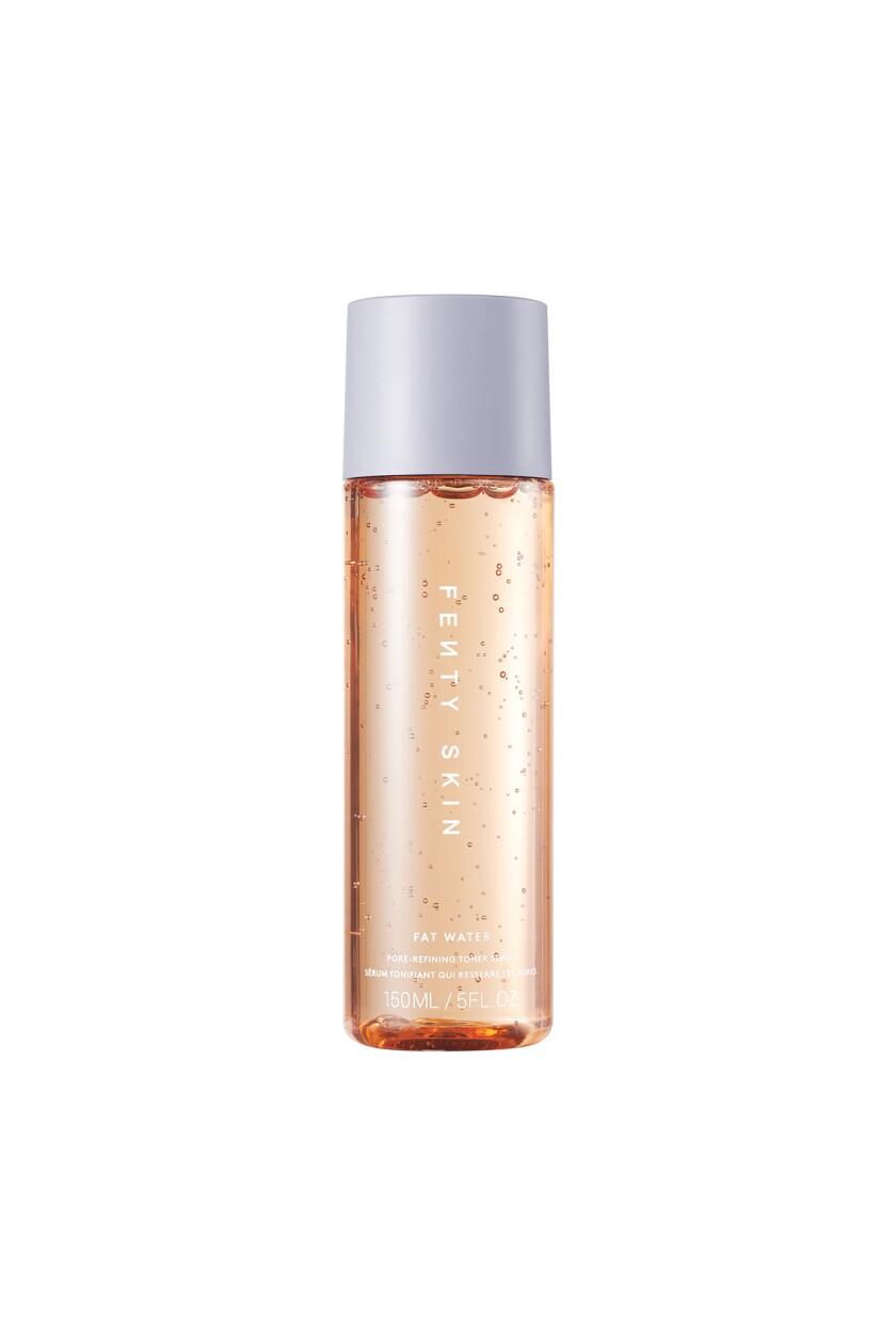 Fenty Skin's Fat Water Pore-Refining Toner Serum.