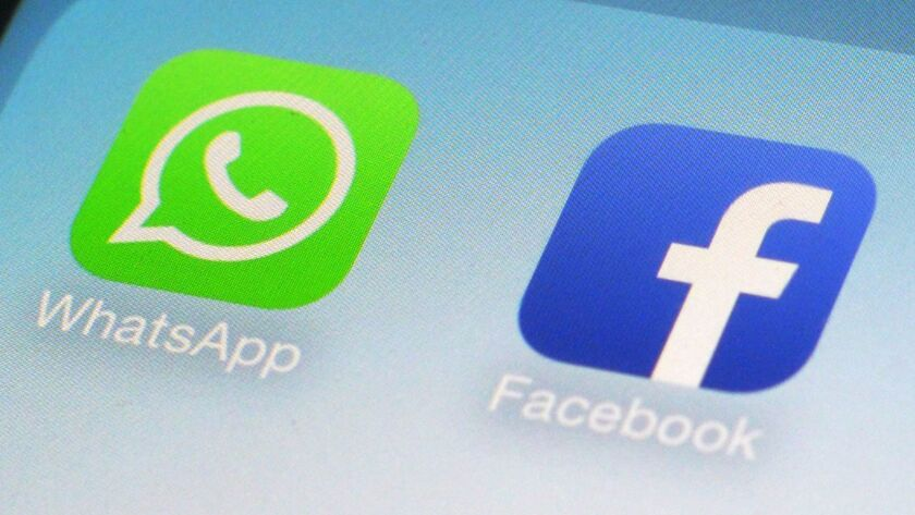 A policy change by WhatsApp led many users to think the company was going to begin sharing their messages with Facebook.
