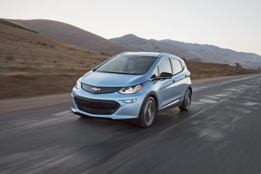 2018 Chevy Bolt EV: Changes, Mileage, Price >> Chevy Bolt Ev Range Is 238 Miles Prime Time For The